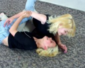 Catfight wrestling -  fantastic sight - Catfight Girls